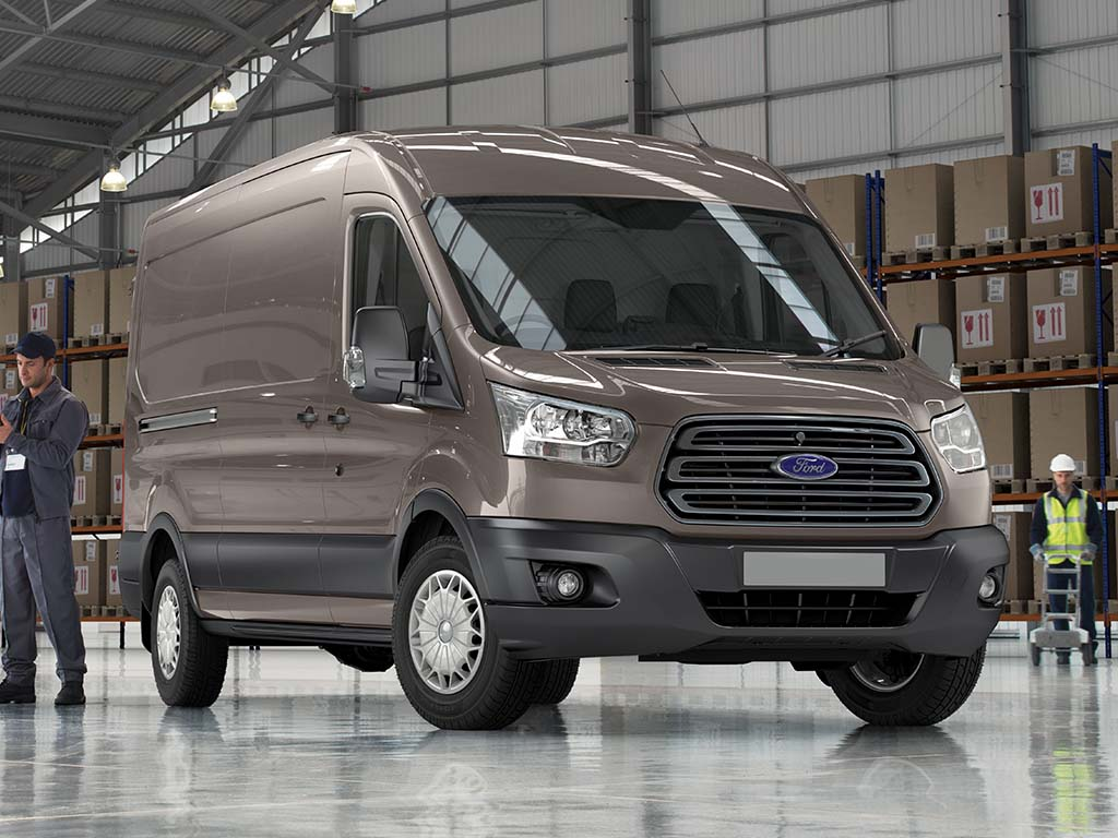 FORD TRANSIT 350 L3 DIESEL RWD 2.0 EcoBlue 170ps H2 Leader Double Cab Van