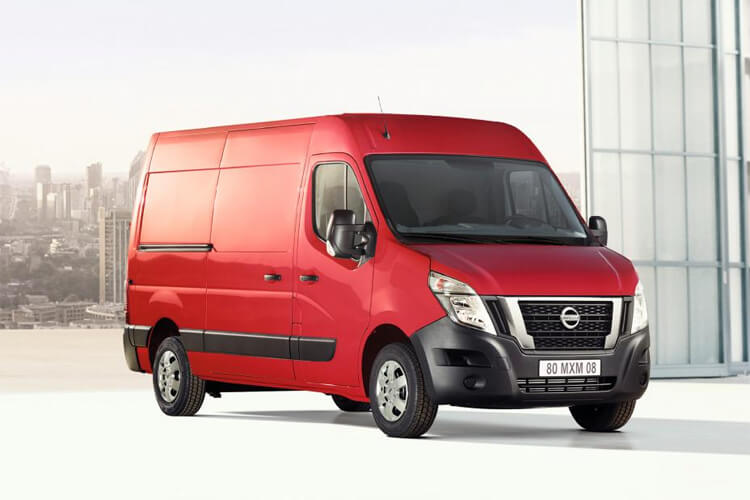 NISSAN NV400 F35 L3 DIESEL 2.3 dci 150ps H1 Tekna Double Cab Chassis