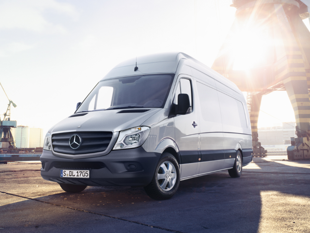 MERCEDES-BENZ SPRINTER 314CDI L2 DIESEL FWD 3.5t Chassis Cab 9G-Tronic