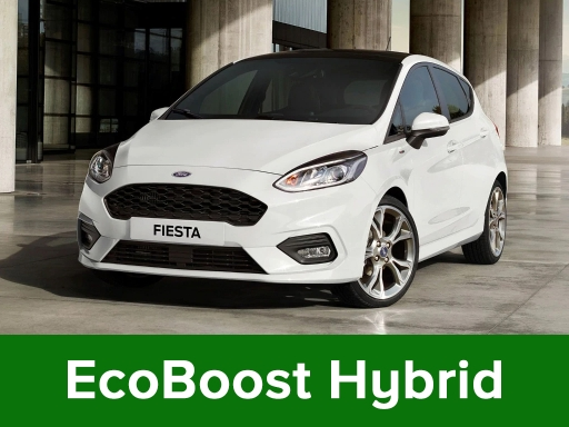 FORD FIESTA 1.0 EcoBoost Hybrid mHEV 125 ST-Line X Edition 5dr