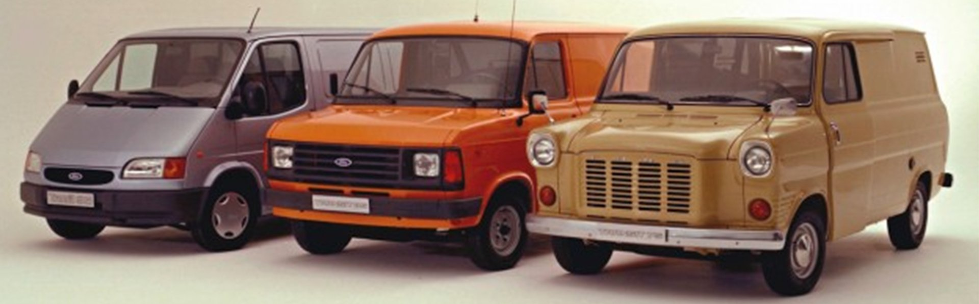 Brief History of the Ford Transit