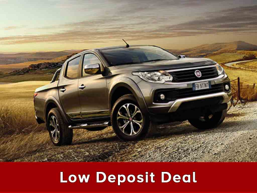 FIAT FULLBACK DIESEL 2.4 180hp LX Double Cab Pick Up