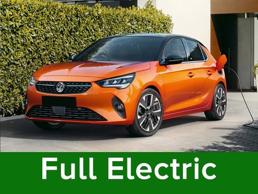 VAUXHALL CORSA 100kW Elite Nav 50kWh 5dr Auto [7.4kWCh]
