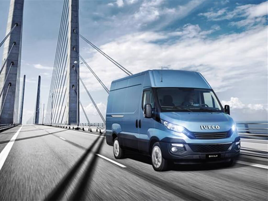 IVECO DAILY 35S21 DIESEL 3.0 Business Crew Cab Chassis 4100 WB Hi-Matic