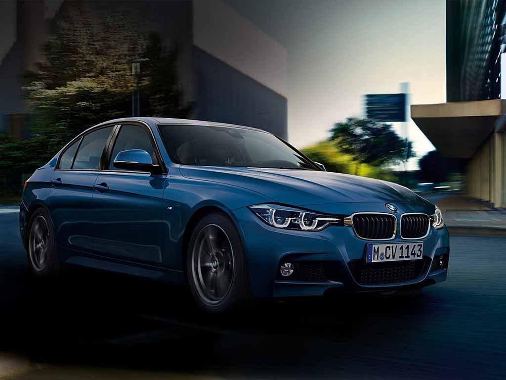BMW 3 SERIES SALOON 320d xDrive MHT M Sport 4dr Step Auto [Tec/Pro Pk]