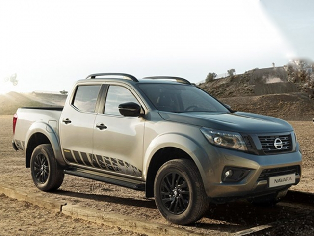 NISSAN NAVARA SPECIAL EDITION Double Cab Pick Up N-Guard 2.3dCi 190 4WD