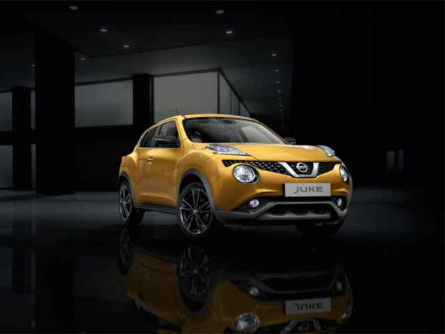NISSAN JUKE 1.2 DiG-T Bose Personal Edition 5dr