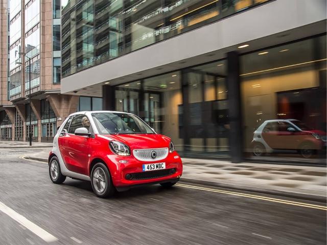 SMART FORTWO CABRIO 60kW EQ Premium 17kWh 2dr Auto [22kWCh]