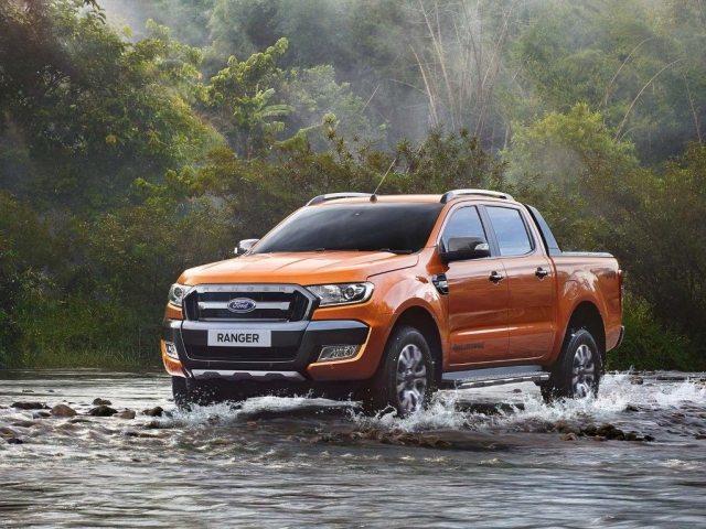 FORD RANGER Pick Up Double Cab Wildtrak 3.2 TDCi 200