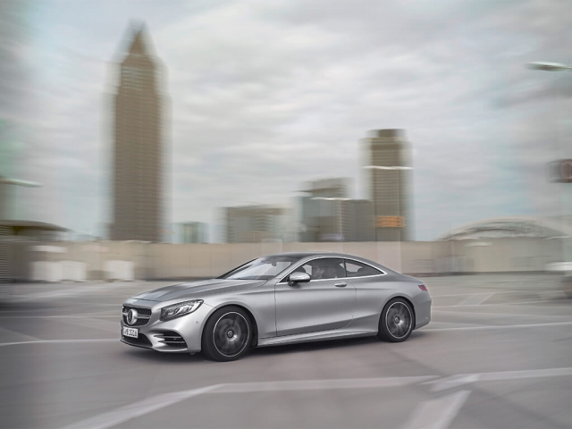 MERCEDES-BENZ S CLASS COUPE S63 [612] 2dr MCT