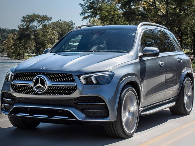 MERCEDES-BENZ GLE SUV GLE 300d 4Matic AMG Line Executive 5dr 9G-Tronic