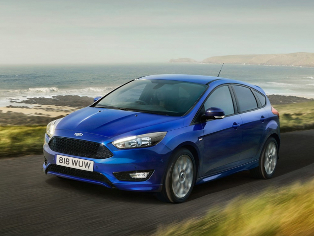 FORD FOCUS HATCHBACK 1.5 TDCi 120 ST-Line Navigation 5dr