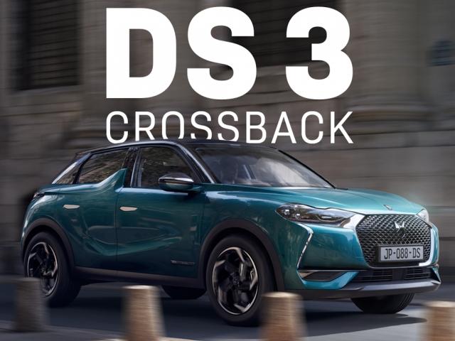 DS DS 3 CROSSBACK 1.2 PureTech 130 Prestige 5dr EAT8