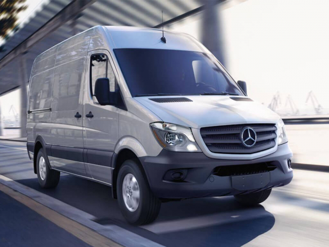 MERCEDES-BENZ SPRINTER 314CDI LONG DIESEL