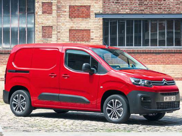CITROEN BERLINGO VAN M DIESEL 1.5 BlueHDi 650Kg Enterprise 75ps [Start stop]