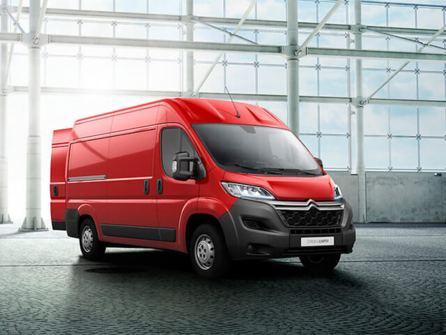 CITROEN RELAY 35 L3 2.0 BlueHDi H2 Van 130ps Enterprise