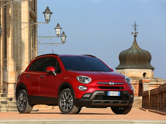 FIAT 500X HATCHBACK 1.6 Multijet Cross 5dr [Nav]