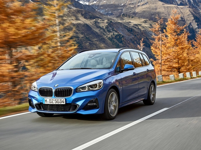 BMW 2 SERIES GRAN TOURER 216d SE 5dr
