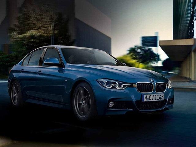 BMW 3 SERIES 330e M Sport Pro Edition 4dr Step Auto