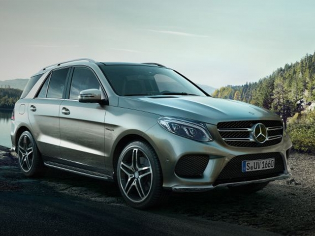 MERCEDES-BENZ GLE SUV GLE 250d 4Matic AMG Night Edition 5dr 9G-Tronic