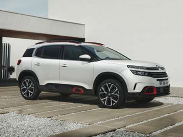 CITROEN C5 AIRCROSS 1.5 BlueHDi 130 Shine Plus 5dr EAT8