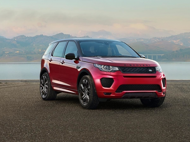 LAND ROVER DISCOVERY SPORT 2.0 D165 S 5dr 2WD [5 Seat]