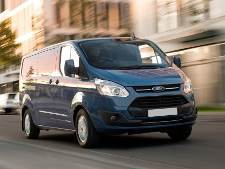FORD TRANSIT CUSTOM 340 L1 DIESEL FWD 2.0 EcoBlue 130ps Low Roof Limited Van