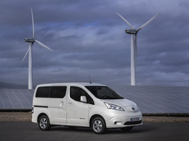 NISSAN e-NV200 80KW Visia 40kWh 5dr Auto 50kWCh [5 Seat]