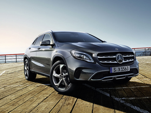 MERCEDES-BENZ GLA CLASS GLA 180 Urban Edition Plus 5dr Auto