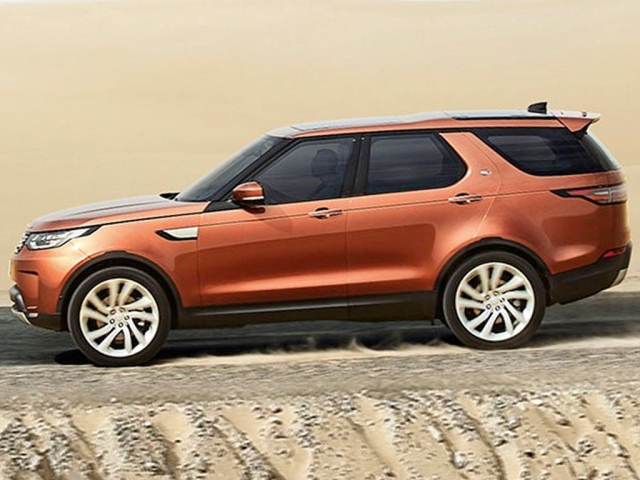 LAND ROVER DISCOVERY 2.0 Si4 S 5dr Auto