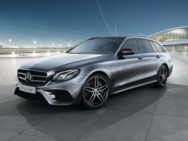 MERCEDES-BENZ E CLASS ESTATE E200 AMG Line Edition 5dr 9G-Tronic