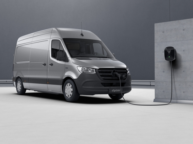 MERCEDES-BENZ eSPRINTER L2 ELECTRIC FWD