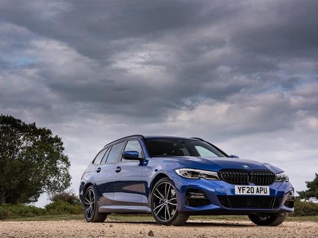 BMW 3 SERIES 330e M Sport Pro Edition 5dr Step Auto