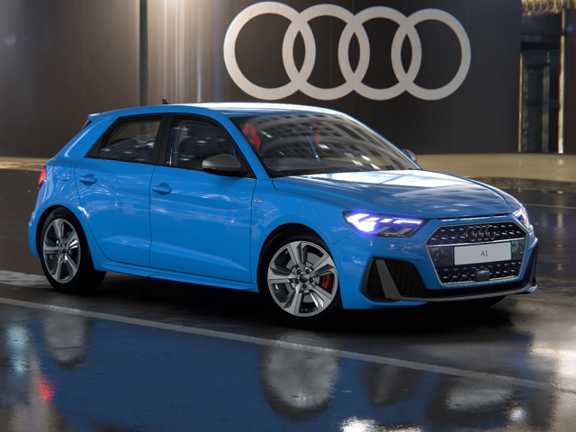 AUDI A1 SPORTBACK 40 TFSI S Line Competition 5dr S Tronic