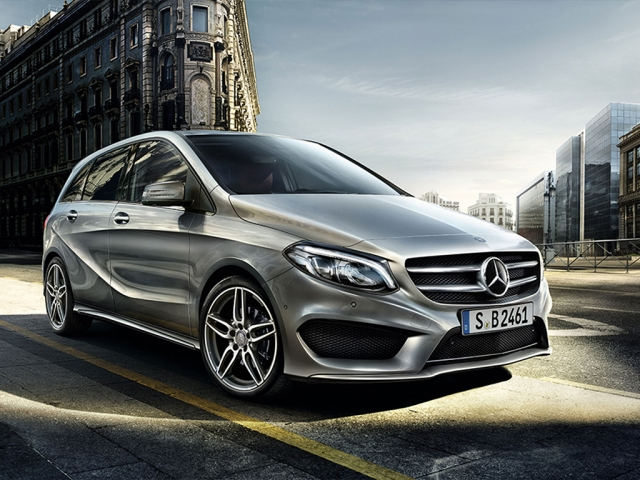 MERCEDES-BENZ B CLASS HATCHBACK B180 AMG Line Executive 5dr Auto