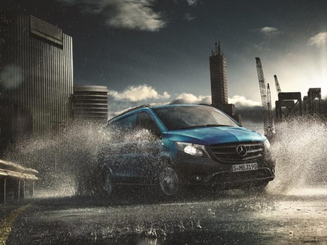MERCEDES-BENZ VITO L2 DIESEL RWD 114CDI Premium Van 9G-Tronic