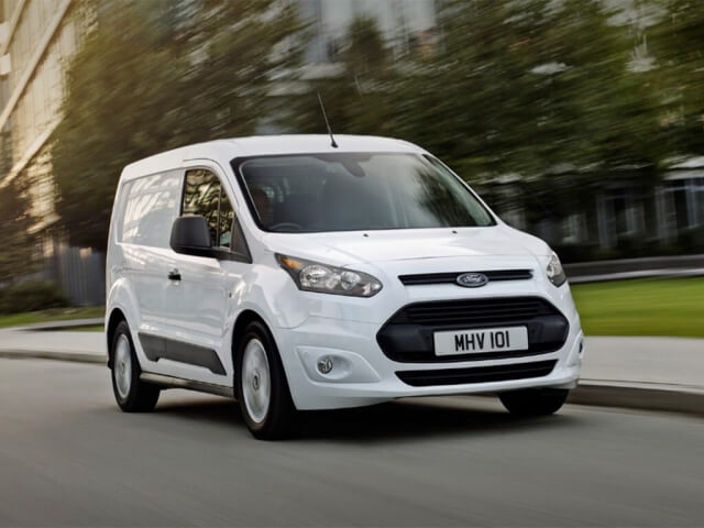 FORD TRANSIT CONNECT 200 L1 1.5 EcoBlue 120ps Limited Van