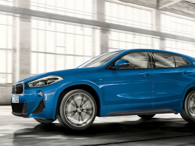 BMW X2 xDrive 18d SE 5dr Step Auto