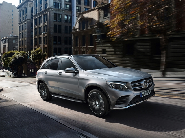 MERCEDES-BENZ GLC GLC 250 4Matic AMG Night Edition 5dr 9G-Tronic