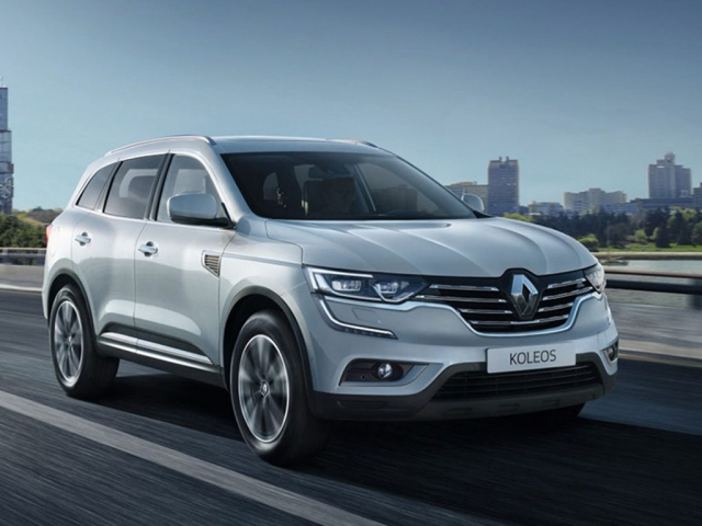 RENAULT KOLEOS 1.7 Blue dCi Iconic 5dr 2WD X-Tronic