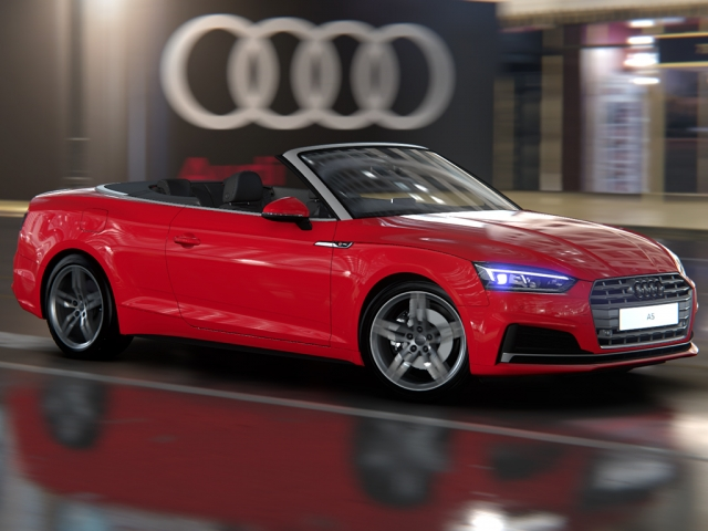 AUDI A5 CABRIOLET 40 TFSI 204 Edition 1 2dr S Tronic