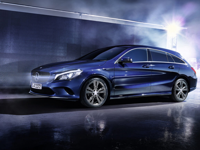 MERCEDES-BENZ CLA SHOOTING BRAKE CLA 200 AMG Line Edition 5dr Tip Auto